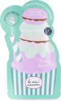 Le Mini Macaron Jasmine Green Tea Hand Mask