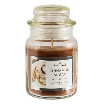 Hallmark Cinnamon Sugar 4-oz. Jar Candle, Brown