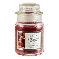 Hallmark Mandarin Berry 4-oz. Jar Candle, Red