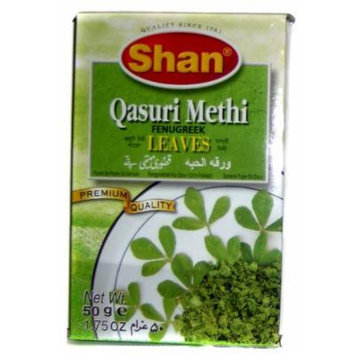 Shan Qasuri / Kasoori Methi / Fenugreek Leaves - 50g