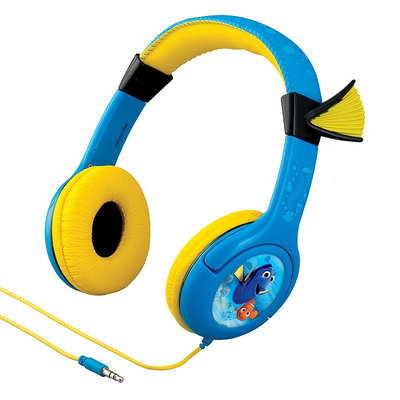 Disney / Pixar Finding Dory Kids Stereo Headphones by eKids, Multi/None