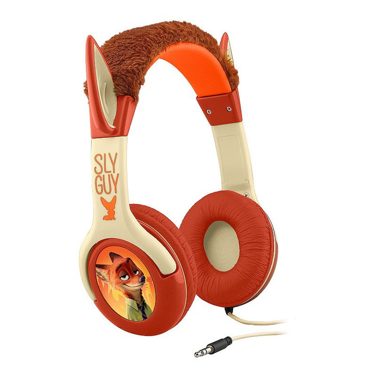 Disney's Zootopia Kids Headphones by eKids, Multi/None
