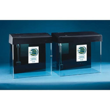 Clear-for-life Eclipse System Retrofit Aquarium Black, Size: 40 Gallon Tall