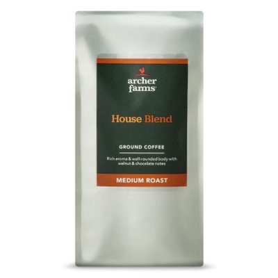 Archer Farms House Blend Ground Coffee - 12 oz.