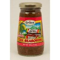 Grace Hot Jerk Seasoning 10 oz