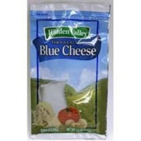 Clorox Hidden Valley Blue Cheese Dressing Dry Mix, (3.1 Ounce) 18 packets