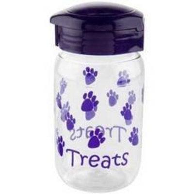 Lixit Small Animal Treat Jar, 16-Ounce, (Colors May Vary)
