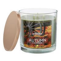 SONOMA Goods for Life™ Autumn Hayride 14-oz. Jar Candle, Multi/None