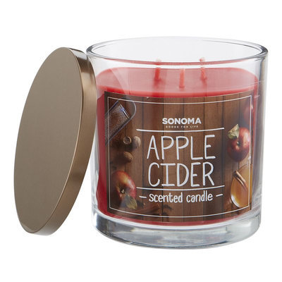 SONOMA Goods for Life™ Apple Cider 14-oz. Jar Candle, Multi/None