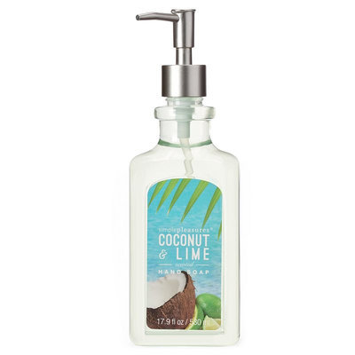 Simple Pleasures Coconut + Lime Hand Soap, Multi/None