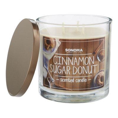 SONOMA Goods for Life™ Cinnamon Sugar Donut 14-oz. Jar Candle, Multi/None