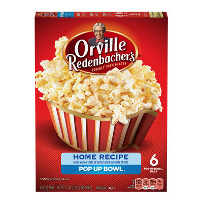 Orville Redenbacher's Home Recipe