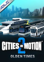 Colossal Order Cities in Motion 2: Olden Times DLC