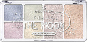Essence Be Kissed By The Moon Eye & Face Palette