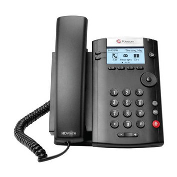 Polycom 2200-40450-001 2-line Desktop Phone with power supply