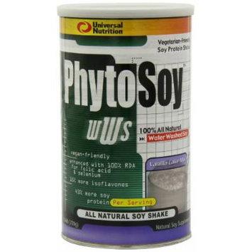 Universal Nutrition Phytosoy, All Natural Soy Shake, Vanilla Cake Mix, 1.54-Pounds