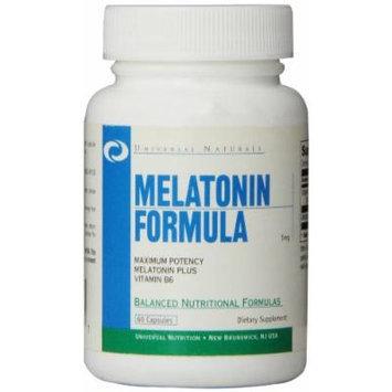 Universal Nutrition Melatonin 5mg, 60-Count