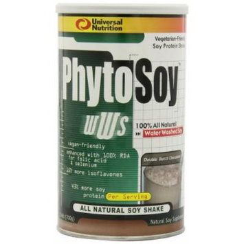 Universal Nutrition Phytosoy, Double Dutch Chocolate, 1.54-Pounds