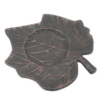 SONOMA Goods for Life™ Leaf Pillar Candle Plate, Multi/None