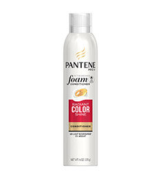 Pantene Pro-V Radiant Color Shine Foam Conditioner