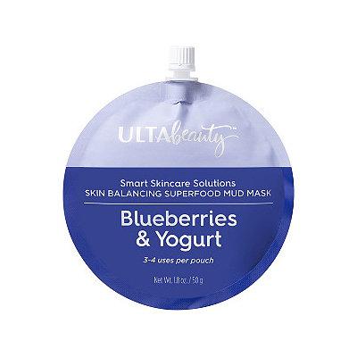ULTA beauty™ Blueberries & Yogurt Skin Balancing Superfood Mud Mask