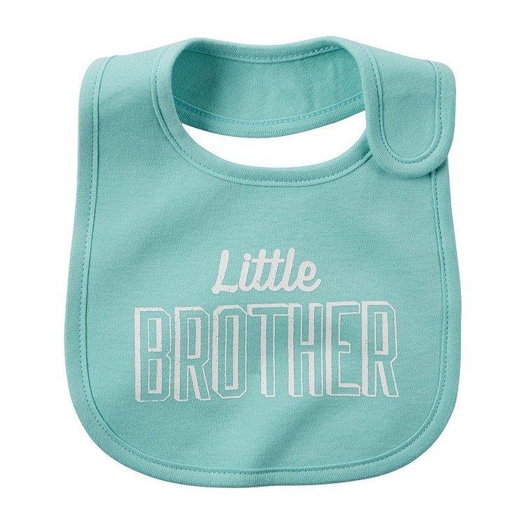 Carter's Little Brother Teething Bib
