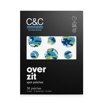 C&C BY Clean & Clear Over Zit Spot Patches