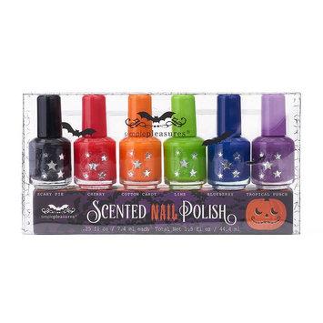 Simple Pleasures 6-pc. Halloween Scented Nail Polish Gift Set