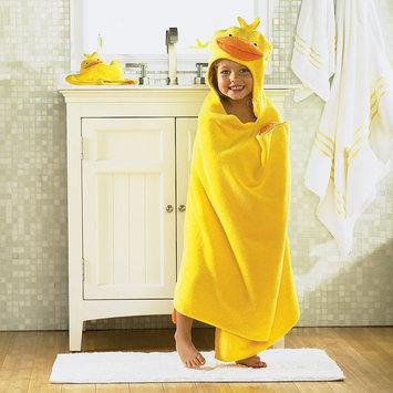 Jumping Beans Duck Bath Wrap, Yellow