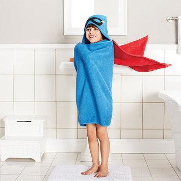Jumping Beans Superhero Bath Wrap, Blue