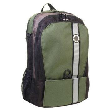 DadGear Backpack Retro Stripe - Green