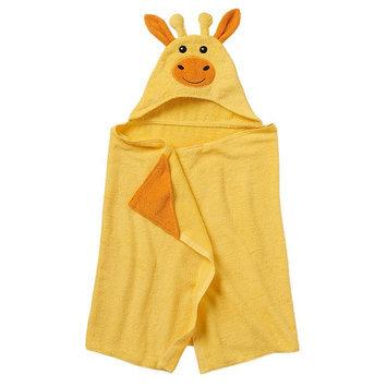 Jumping Beans® Giraffe Bath Wrap, Yellow