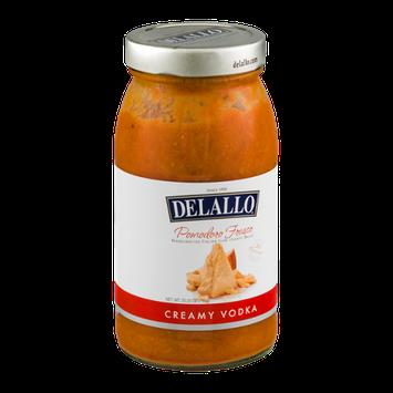 Delallo Pomodoro Fresco Creamy Vodka Sauce