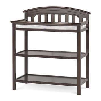 Foundations Worldwide Child Craft Stanford Slate Dressing Table