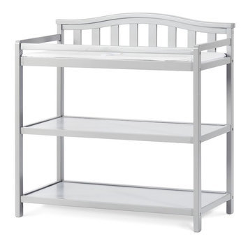 Child Craft F01216.87 Camden Changing Table - Coal Gray