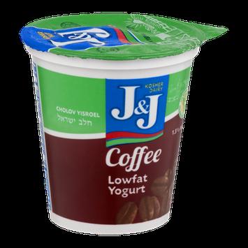 J&J Lowfat Yogurt Coffee