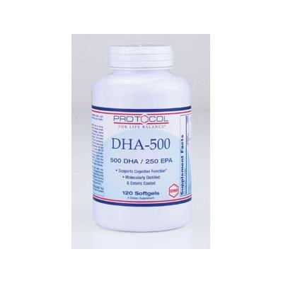 Protocol For Life Now Foods Protocol DHA 500 120sg