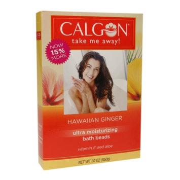 Calgon Ultra Moisturizing Bath Beads, Hawaiian Ginger, 30 oz