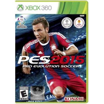 Konami Pro Evolution Soccer 2015 (Xbox 360)