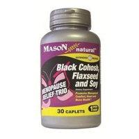 Mason Vitamins Mason Natural Menopause Trio Caplets for Heart and Bone Health - 30 Ea