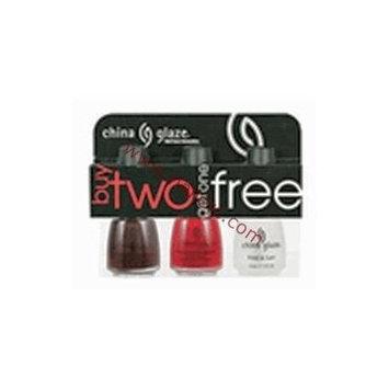 Buy 2 Get 1 Treatment Free, 28898, China Glaze / Nail Polish / Lacquer / Enamel