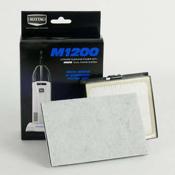 Maytag M1200 HEPA Media and Charcoal Filter Set