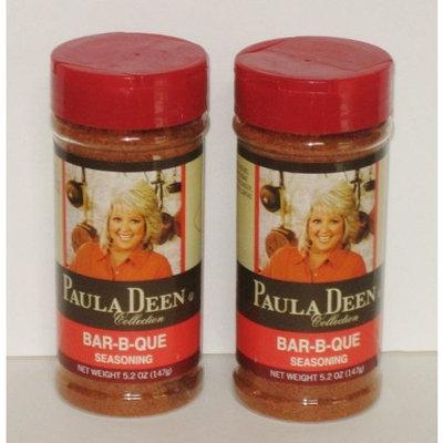 PAULA DEEN Collection BAR-B-QUE Seasoning 5.2 Oz (2-Pack)