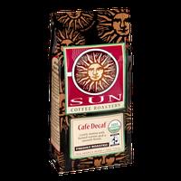 Sun Coffee Roasters Cafe Decaf Freshly Roasted Coffee