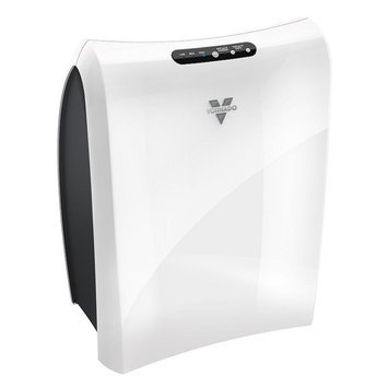 Vornado AC350 True Hepa Air Purifier, White