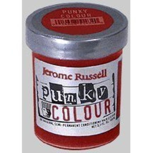 Jerome Russell Semi Permanent Punky Colour Hair Cream 3.5oz Flame # 1432