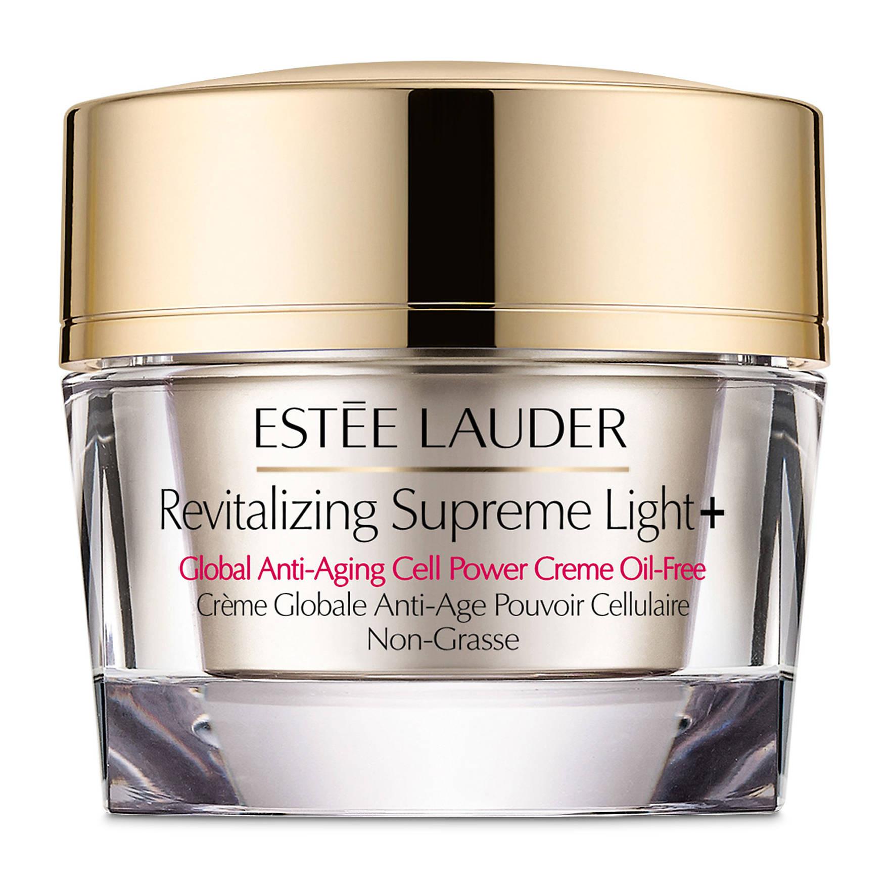 Estée Lauder Revitalizing Supreme Light+ Global Anti-Aging Cell Power Creme Oil-Free