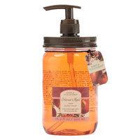 Simple Pleasures Harvest Apple Mason Jar Hand Soap, Multi/None
