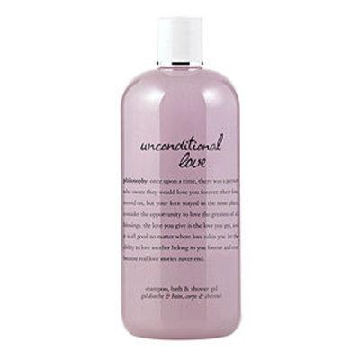 philosophy unconditional love perfumed shampoo