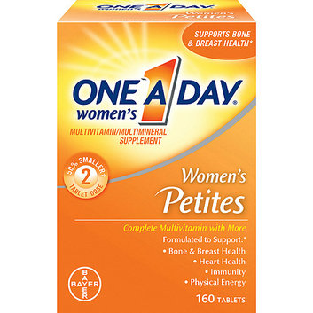 One A Day Women's Petites Multivitamin/Multimineral Supplement